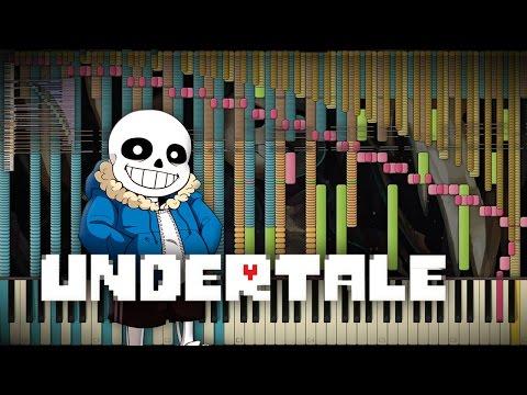 Synthesia: Undertale - Megalovania | 82,000+ Notes | Black MIDI