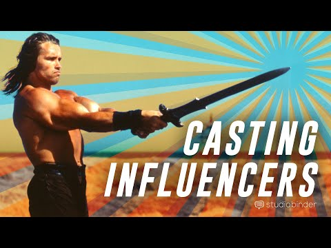 3 Tips to Strategic Film Casting [Casting Influencers in Film] #castinginfilm
