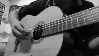 Con Đường Mưa - Guitar Solo