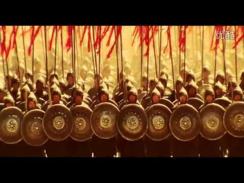 China War Film Clips 中国战争电影剪辑