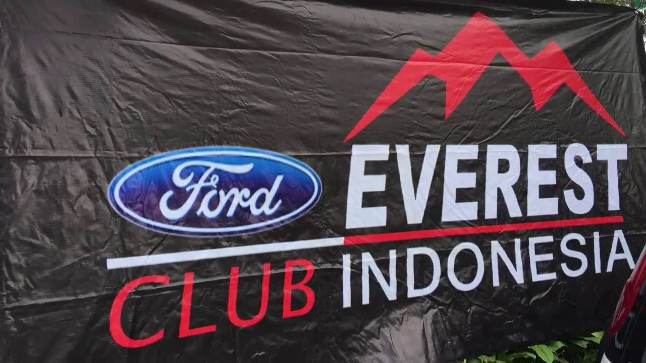 ford everest club indonesia