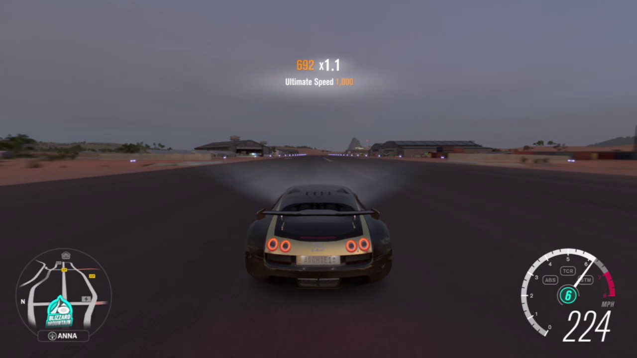 How fast does a Bugatti Veyron go - Forza Horizon 3 - YouTube