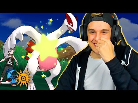 EPIC SHINY LUGIA LIVE REACTION! Pokemon Ultra Sun And Ultra Moon Live Shiny! (Reclaimed)