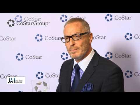Mark Kleinman, JAI, wins Dealmaker of the Year - London Southbank