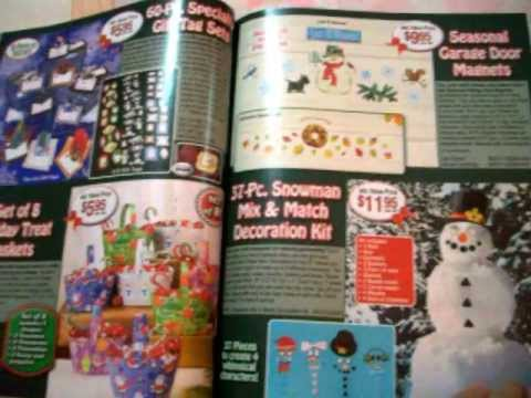 abc distributing 2012 christmas catalog review