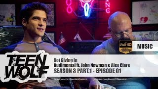 Rudimental ft. John Newman & Alex Clare - Not Giving In | Teen Wolf 3x01 Music [HD]
