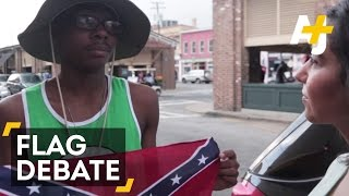 Confederate flag debate | AJ+