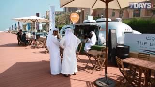 Boardwalk at the Palm Jumeirah