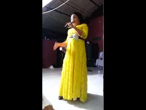 Lady Evangelist Tope Alabi