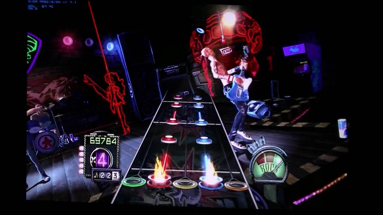 Custom guitar hero 3 song we are the champions by queen bot hd youtube - Guitar hero 3 hd ...