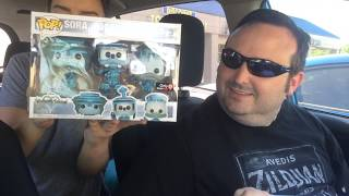 Funko Pop Hunt Kingdom Hearts 3 Pack Gamestop Mystery Box Trying For Chase