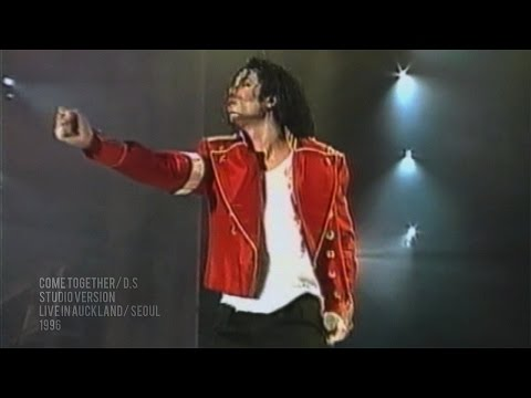 Michael Jackson  Come TogetherDS  HIStory Tour 1996  Studio Version with