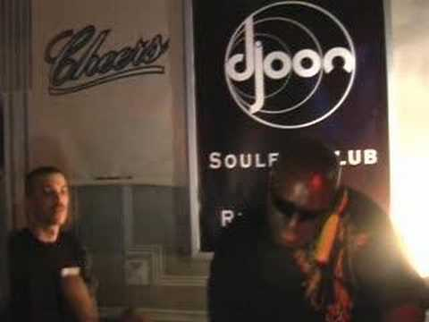 CHEERS PARTY -TONY HUMPHRIES @ DJOON PARIS PART1