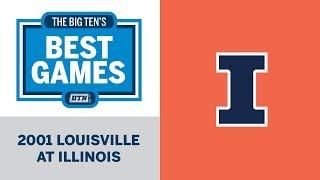 2001 Louisville at Illnois | Big Ten Football | Big Ten