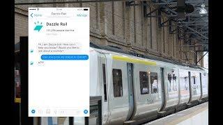 Dazzle management platform for rail operators