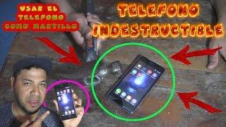 EL TELÉFONO INDESTRUCTIBLE | TELÉFONO QUE TODA MUJER DEBE USAR