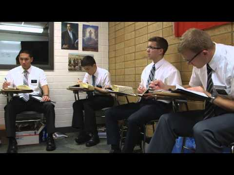 A Day in the Life of a Mormon Missionary at the MTC