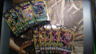 Opening Dollar Tree Pokémon Booster Packs