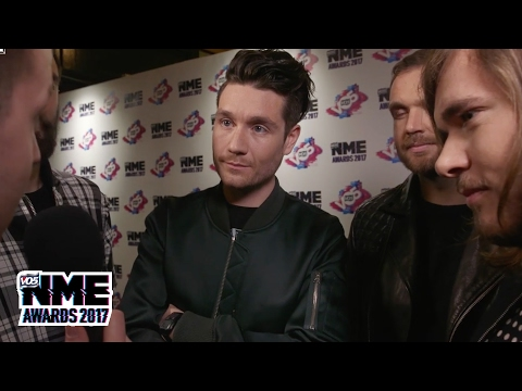 "Bastille talk ""completely different"" new album - VO5 NME Awards 2017"