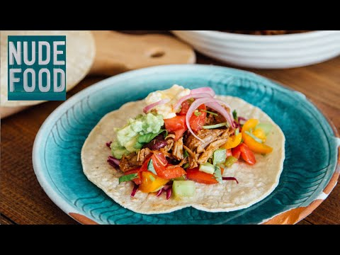 How To Make Mexican Fiesta Tacos With Slow-cooked Pulled Pork!