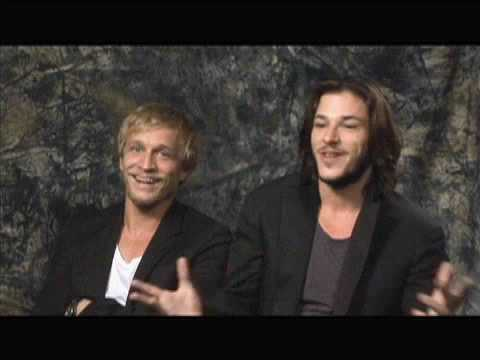 Gaspard Ulliel and Jeremie Renier about The Vintners Luck