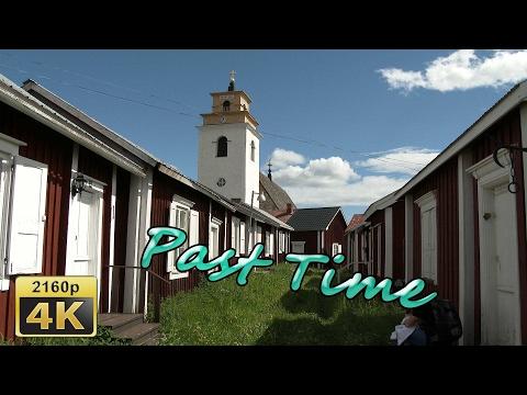 Gammelstad, UNESCO World Heritage Site - Sweden 4K Travel Channel