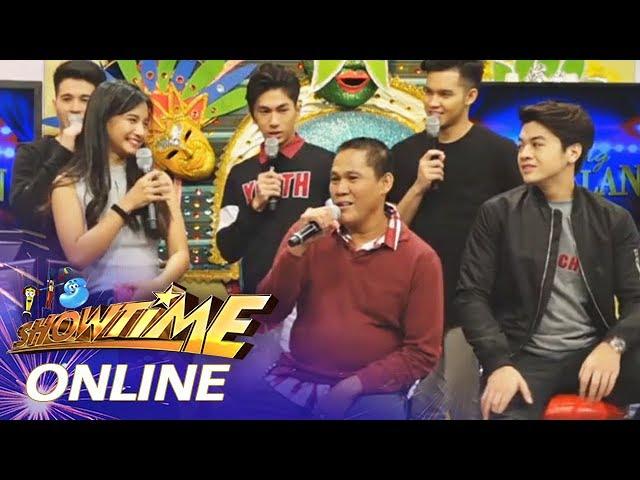 It's Showtime Online: Defending winner, Manny Lucas