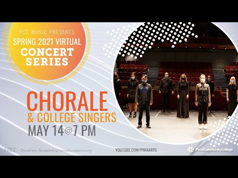 Pima Community College Chorale and College Singers