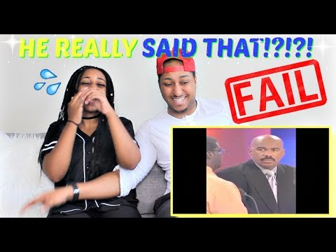 The Most Embarrassing Family Feud Answers!