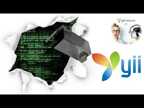 Yii2: виджеты. Видео 24.1