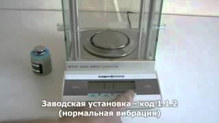 видео промышленные весы radwag