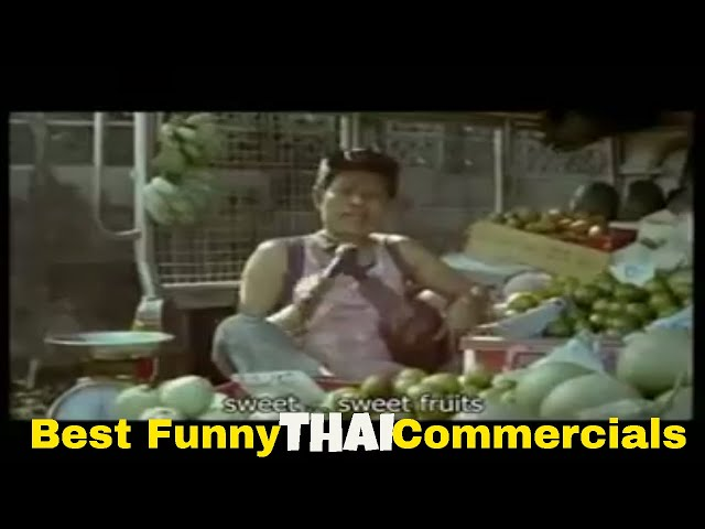 Thai funny commercial: Great funny 555 [part 12]