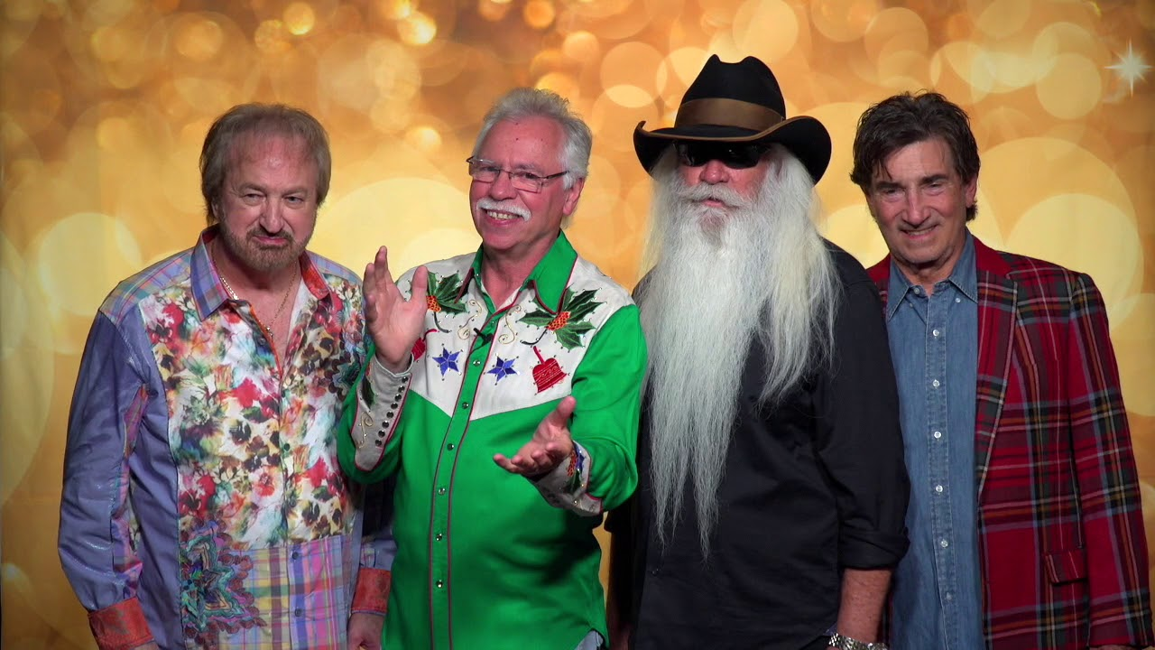 Oak Ridge Boys Christmas - December 23, 2018 - YouTube