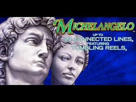 MIchelangelo IGT Casino Slot FullTilt