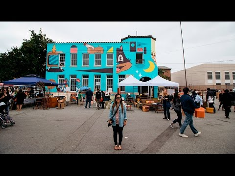 Treasure Hunting at Downtown Modernism