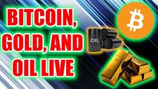 BITCOIN LIVE �� BTC BREAKOUT! GOLD HYPE �� Episode 816 - Crypto Technical Analysis