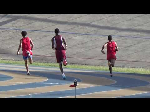 Amateur Athletics Association of Barbados New Year's Classic 2018