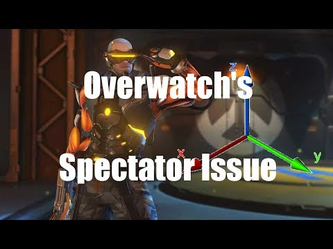 "Overwatch's Fundamental and ""Unfixable"" Spectator Problem"