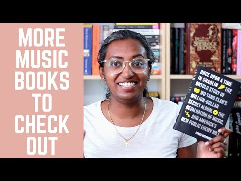 More Music Books To Check Out