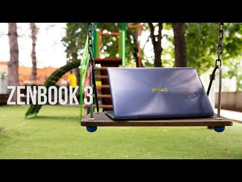 ASUS ZenBook 3: Viitorul ultrabookurilor (Review în Română)