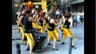 barcelona drums