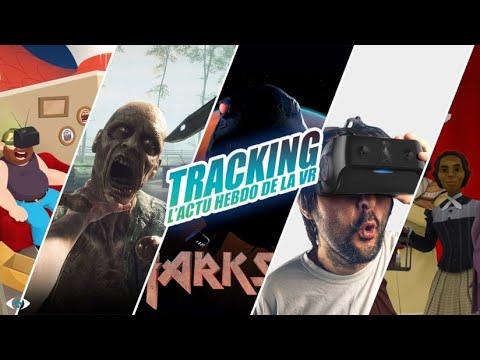 Tracking : L'actu VR hebdo #06 - Multi Walking Dead Onslaught annulé, Des Requins sur Mars, FNAF...