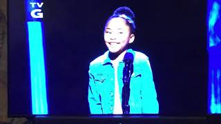 Tiny Opera Singer (7yrs old) Performs Mozart in German!!!