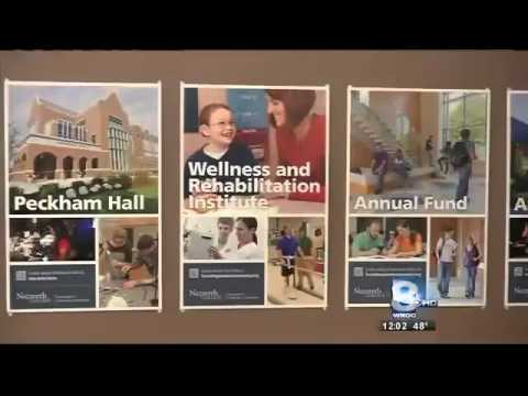 Nazareth Announces New Wellness and Rehabilitation Institute WROC TV