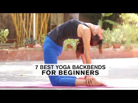 Beginners Yoga Series: 7 Best Yoga Backbend Asanas for Beginners