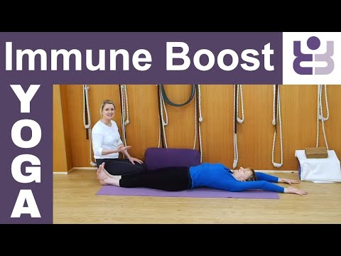Boost Your Immune System With Yoga