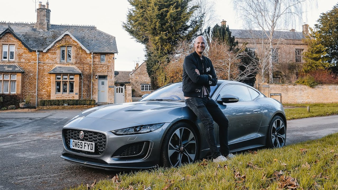 Finally Driving The NEW Jaguar F-Type! [Is It Better Or Worse?]