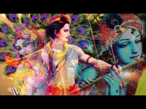 ACHYUTAM KESHAVAM KRISHNA DAMODARAM   VERY BEAUTIFUL SONGS   POPULAR KRISHNA BHAJANS  FULL SONGS