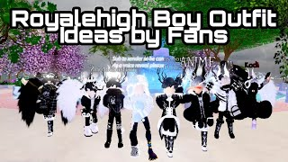 Royale High Boy Outfits Submitted 9 Hours Ago By Cristinacute Cute outfits in royale high!! royale high boy outfits submitted 9