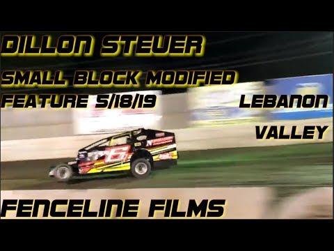 Dillon Steuer Lebanon Valley 5/18/19